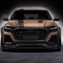 900 л.с. Audi RS Q8 стоит более 300 000 долларов