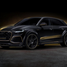 Manhart Racing представляет 900 л.с. Audi RS Q8 - Manhart RQ 900
