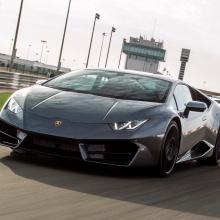 5-летний автомобильный вор проехался на Lamborghini
