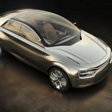 Новый электрический кроссовер Kia сразится с Porsche Taycan