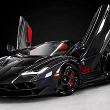 Этот редкий Lamborghini Centenario стоит 2,7 млн долларов