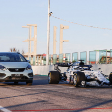 Новая Honda Jazz получает технологии F1!
