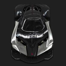 La Finale Concept – как бы мог выглядеть последний бензиновый Bugatti