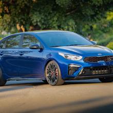 Будущие модели Kia GT