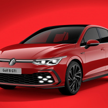 2020 Volkswagen Golf 8 GTI получил улучшенную систему трансмиссии и обновленную внешность!