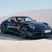 Представляем 2021 Porsche 911 Targa 4 и 4S!