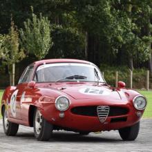 Аукцион Silverstone показал редкие автомобили для эксклюзивного мероприятия