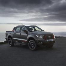 Ford раскрывает информацию о новом и эксклюзивном Ranger Thunder