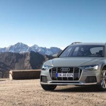 2020 Audi A6 allroad признан самым безопасным транспортным средством по версии IIHS!