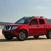 Nissan раскрывает детали для нового 2020 Frontier