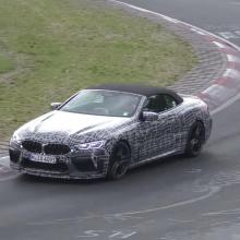 BMW возможно планирует более хардкорный M8