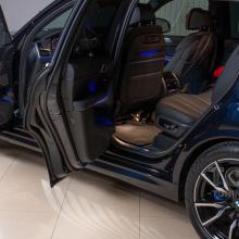 Защитная обработка салона BMW X7