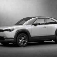 2020 Mazda MX-30 - краткий обзор до даты выпуска