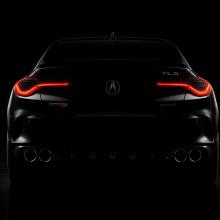 Тизер потрясающего 2021 Acura TLX Type S