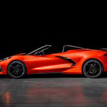 Хорошие новости! Кабриолет Corvette не пропустит 2020 год