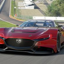 Представляем концепцию Mazda RX-Vision GT3