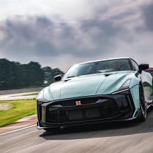 Самый мощный Nissan GT-R дебютирует в производственной форме