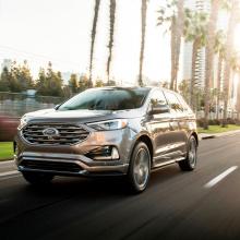 Передай привет 2020 Ford Edge ST-Line