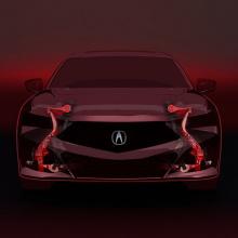 Acura делится информацией о дате дебюта нового TLX