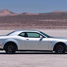 Новый вариант Dodge Challenger может стать соперником Viper