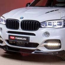 Кузовной ремонт + реставрация салона BMW X5 F15