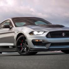 Ford Mustang Mach 1 возвращается!