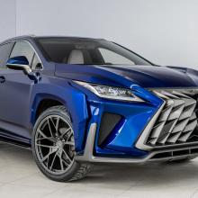 Lexus RX и NX получают экстремальные переделки