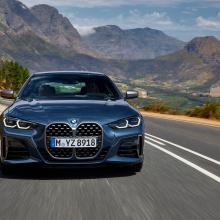 2021 BMW 4-й серии представлен с новым дизайном