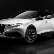 Следующий внедорожник Alfa Romeo может получить французский стиль