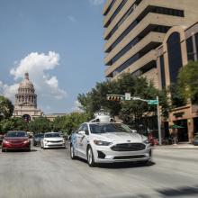 Ford и Volkswagen официально работают вместе