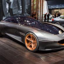 Hyundai планирует возрождение купе Genesis?