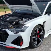 Настроенный Audi RS6 получил огромный прирост мощности