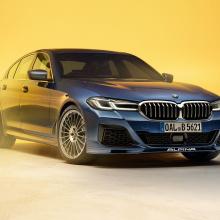Новый Alpina B5 и B5 Touring станут соперниками BMW M5