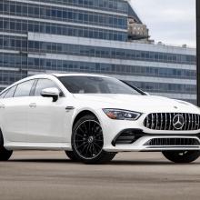 4 дверный 2021 Mercedes-AMG GT получает более доступную начальную версию