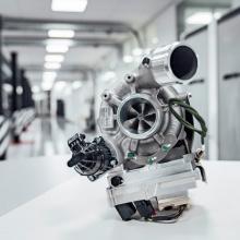 Mercedes-AMG раскрывает будущее турбонаддува
