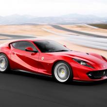 Новый хардкорный Ferrari 812 GTO был замечен за треке