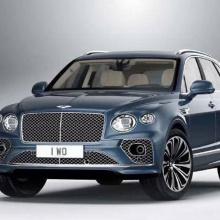 Фэйслифтинг Bentley Bentayga
