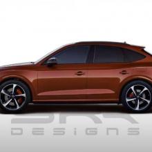 Смотрите как Audi Q5 Sportback возвращается к жизни