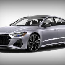 Вот как выглядит Audi RS7 за 150 000 долларов