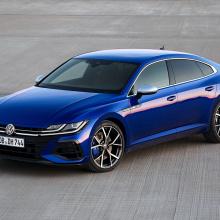 Новый Volkswagen Arteon выпустил расширенный модельный ряд