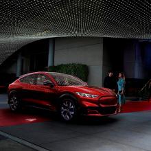 Руководство по заказу Ford Mustang Mach-E раскрывает интересные детали