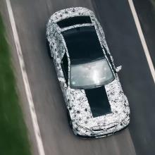 BMW официально показал M3 следующего поколения