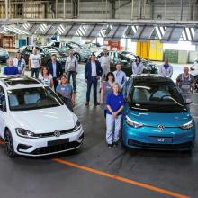 Погоня Volkswagen за Tesla только усиливается