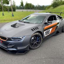 BMW i8 превращается в полноценный Procar