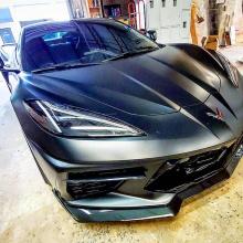 C8 Corvette Stingray получает новый комплект из карбона