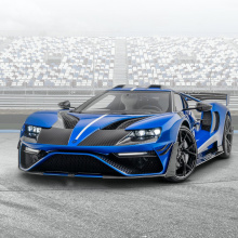 Тюнинг Ford GT от Mansory