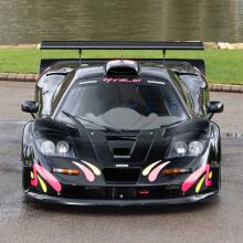 Вы можете купить этот эффектный McLaren F1 GTR Longtail!