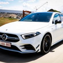 2020 Mercedes-AMG A35 Sedan - 5 вещей, которые нам в нем нравятся