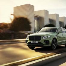 Bentley Bentayga Facelift - стал еще более роскошным