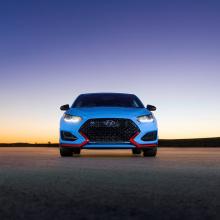 Hyundai не шутит насчет своего нового горячего хэтчбека